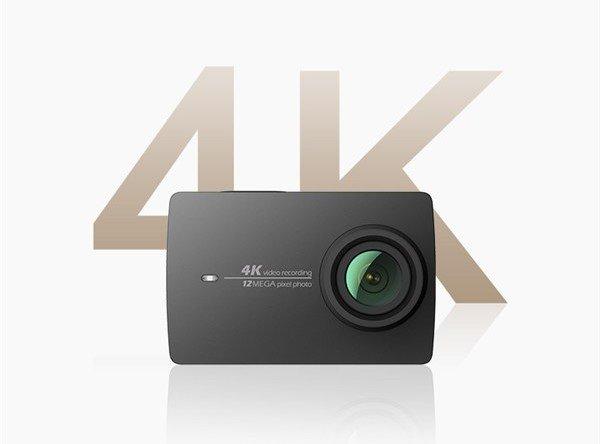 Xiaomi Yi2 /4K -Action Cam mit Ultra HD Auflösung nun erhältlich 1