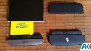 LG G5 Review: Starkes Smartphone, Schwache Module 21