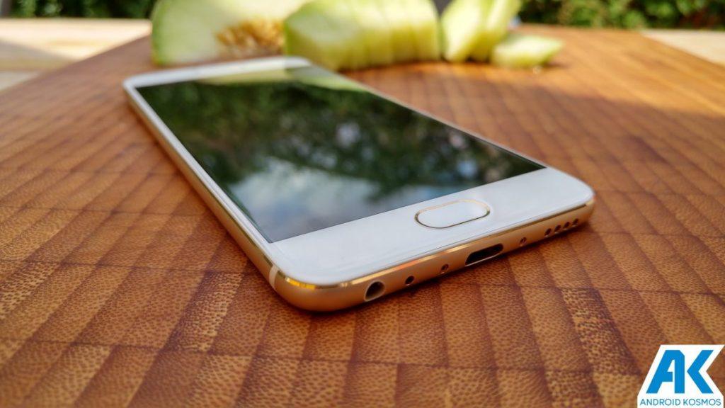 Meizu Pro 6 Review: Günstiges High-End Smartphone im iPhone-Look 5