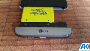LG G5 Review: Starkes Smartphone, Schwache Module 12