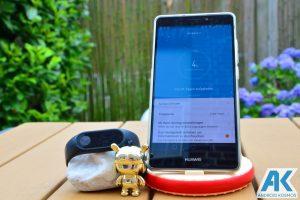 AndroidKosmos | Testbericht / Review / Anleitung / Video: Xiaomi Mi Band 2 Fitnesstracker mit Mi Fit App 11