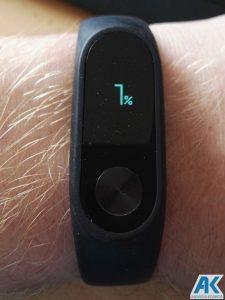 AndroidKosmos | Testbericht / Review / Anleitung / Video: Xiaomi Mi Band 2 Fitnesstracker mit Mi Fit App 9
