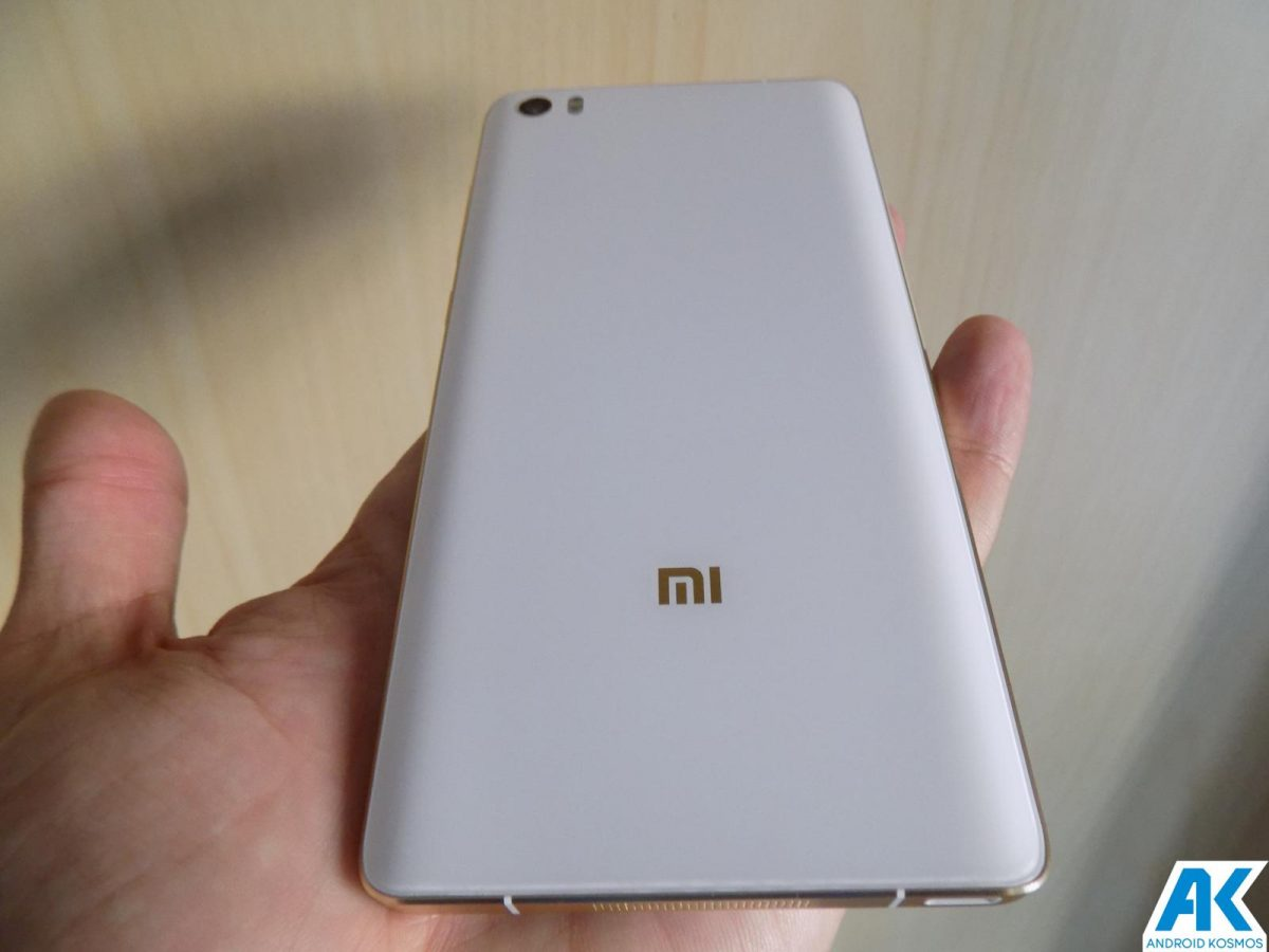 Test / Review Mi Note Pro - Der High-End Klassiker von Xiaomi im Test 8