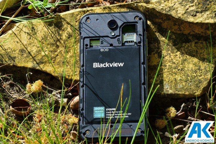 Test / Review: Blackview BV5000 - widerstandsfähiges Outdoorhandy mit IP67 Zertifizierung 78