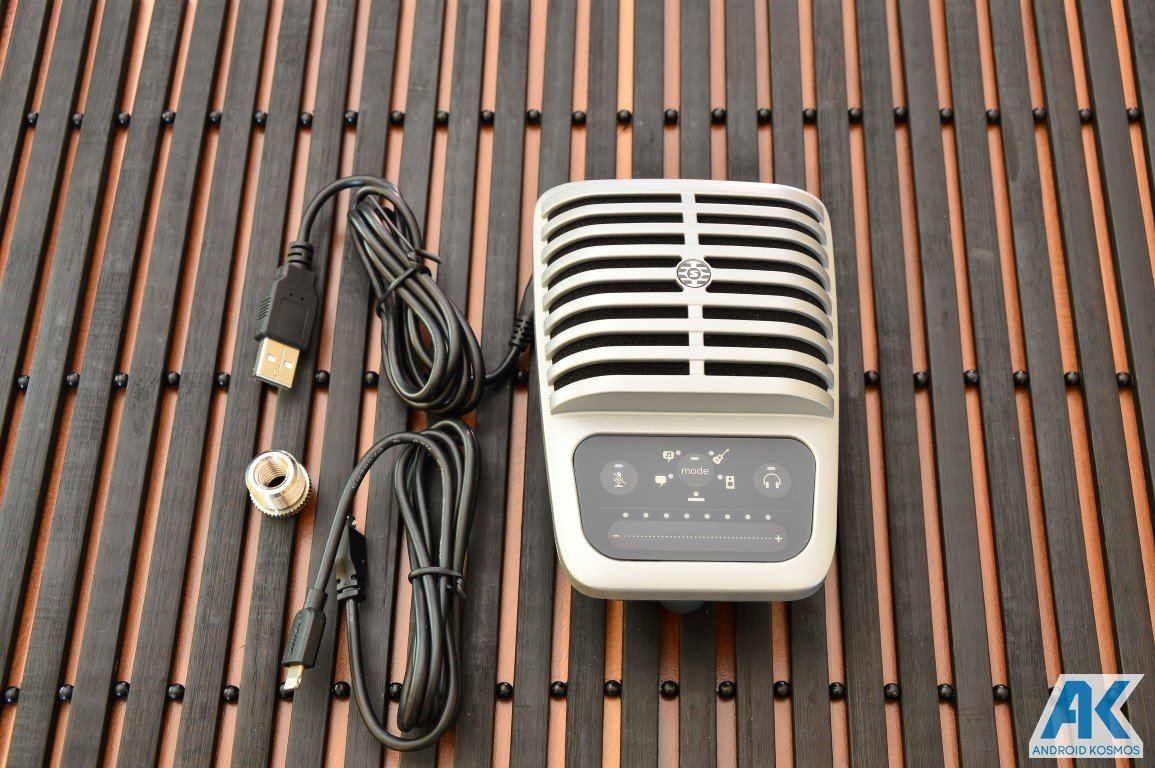 Blog Audio-Equipment: SHURE MV51 Kondensatormikrofon 9