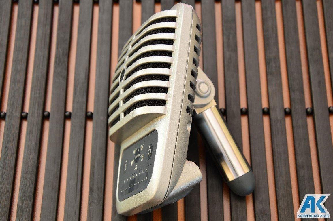 Blog Audio-Equipment: SHURE MV51 Kondensatormikrofon 11