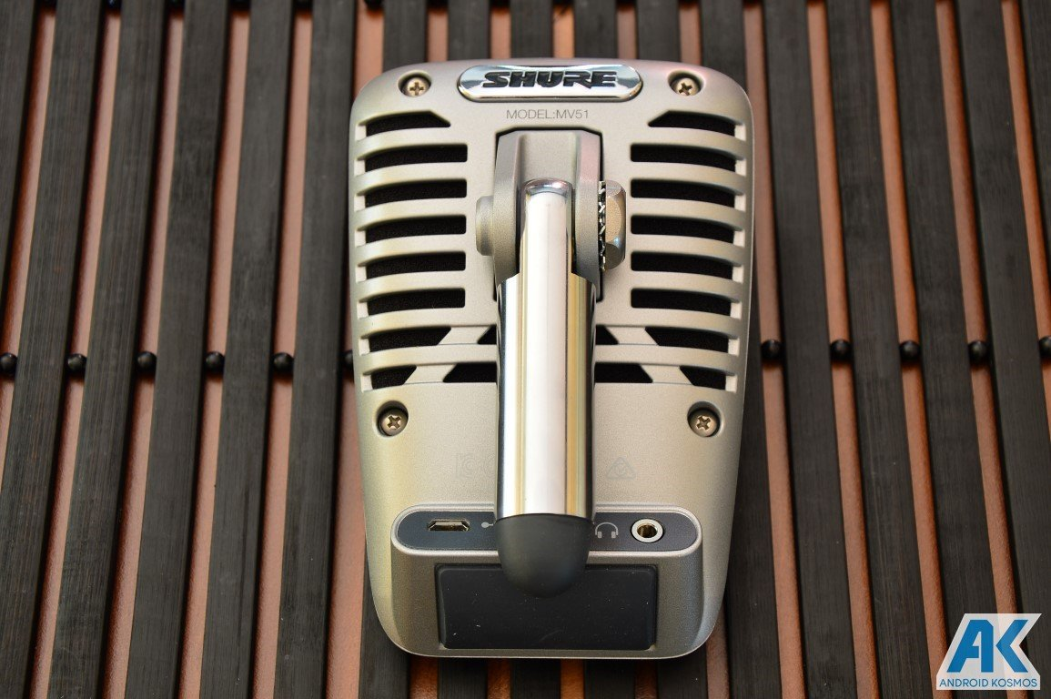 Blog Audio-Equipment: SHURE MV51 Kondensatormikrofon 12