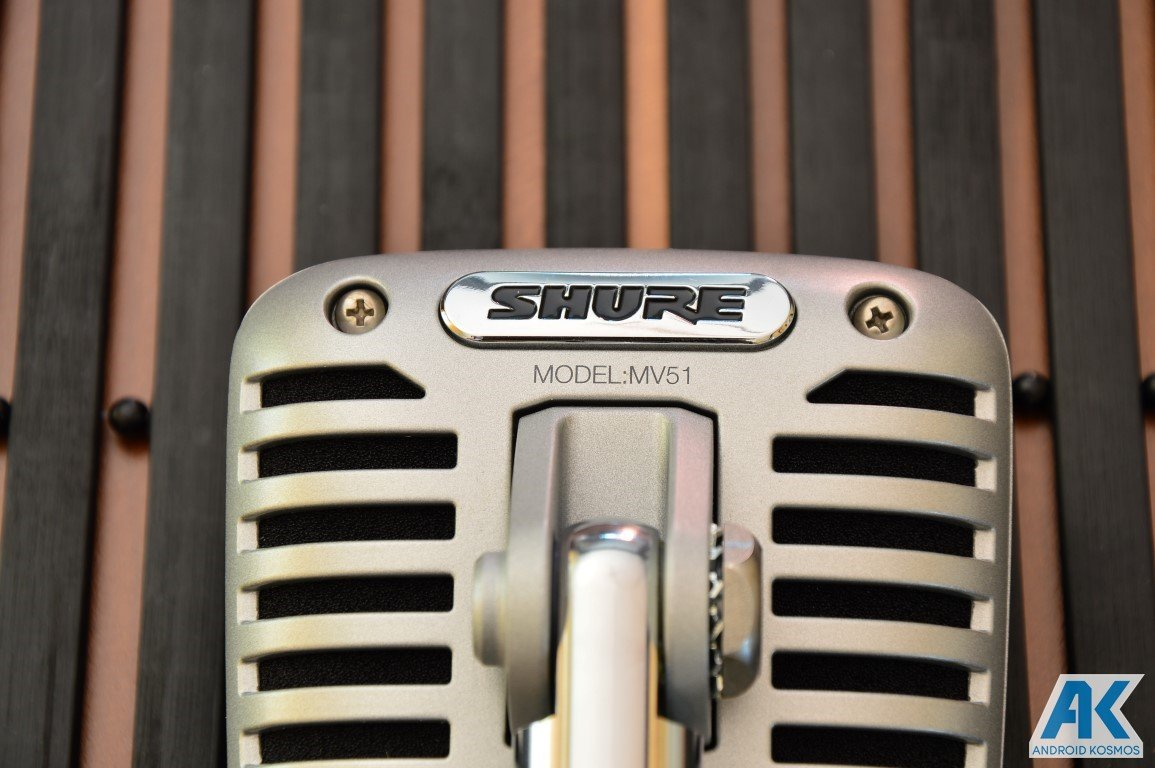 Blog Audio-Equipment: SHURE MV51 Kondensatormikrofon 13