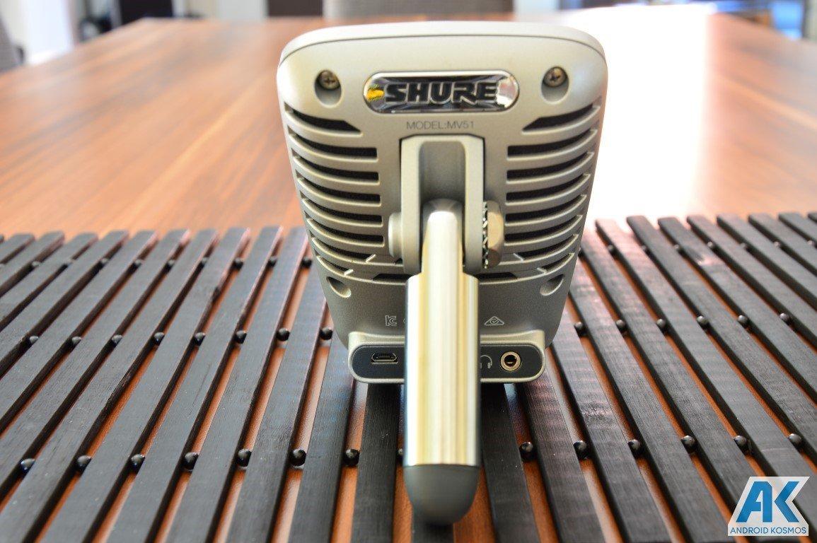 Blog Audio-Equipment: SHURE MV51 Kondensatormikrofon 2