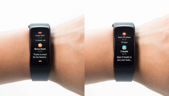 Samsung Gear Fit 2: Schicker Fitnesstracker mit gebogenem Display und GPS offiziell vorgestellt - Vorbestellbar für 199 Euro 4