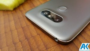 LG G5 Review: Starkes Smartphone, Schwache Module 15