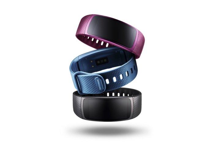 Samsung Gear Fit 2: Schicker Fitnesstracker mit gebogenem Display und GPS offiziell vorgestellt - Vorbestellbar für 199 Euro 6