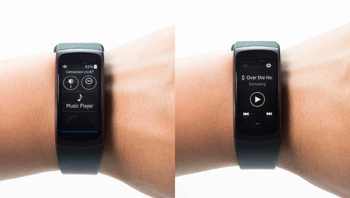 Samsung Gear Fit 2: Schicker Fitnesstracker mit gebogenem Display und GPS offiziell vorgestellt - Vorbestellbar für 199 Euro 1