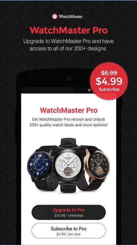 Ziffernblätter-App von Watchmaster jetzt auch für die Gear S2 TizenOS 10