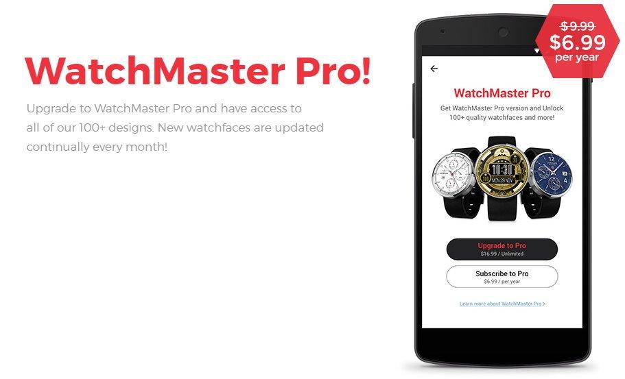 Ziffernblätter-App von Watchmaster jetzt auch für die Gear S2 TizenOS 2