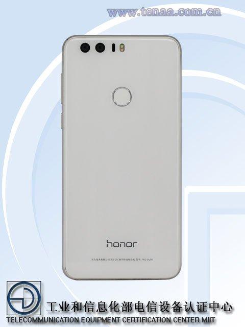 AndroidKosmos | Honor 8 wurde bei der TENAA zertifiziert und kommt auch mit Dual-Kamera + 4GB RAM 6