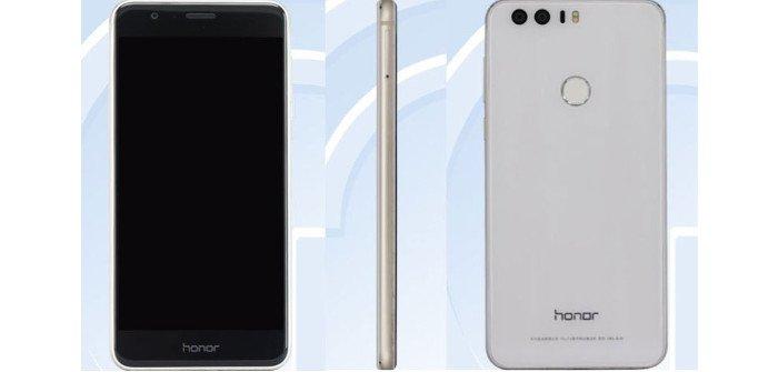 Honor 8 wurde bei der TENAA zertifiziert und kommt auch mit Dual-Kamera + 4GB RAM 9