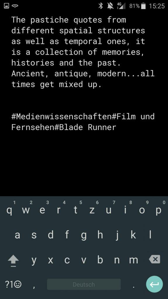 Monospace: Minimalistischer Text-Editor für ablenkungsfreies Schreiben 7