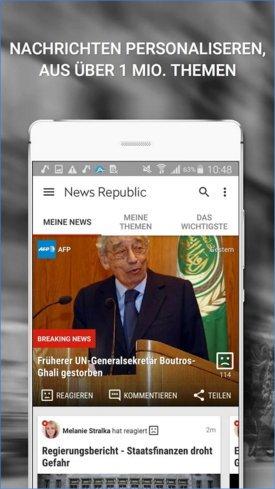 """Nachrichten-App """"AppyGeeks"""" ab sofort mit AndroidKosmos 4"""