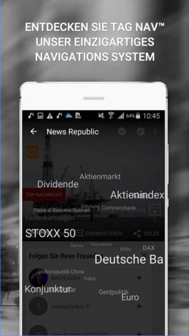 """Nachrichten-App """"AppyGeeks"""" ab sofort mit AndroidKosmos 7"""