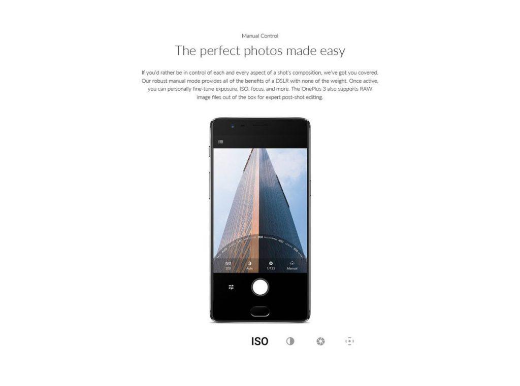 OnePlus 3 offiziell vorgestellt: Alle Daten und Features 2