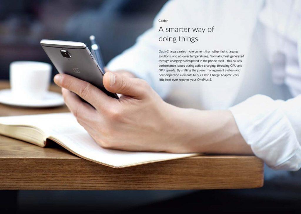 OnePlus 3 offiziell vorgestellt: Alle Daten und Features 10