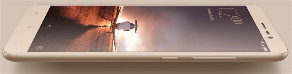 Redmi Note 3 Pro - Seite