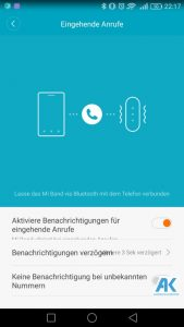 AndroidKosmos | Testbericht / Review / Anleitung / Video: Xiaomi Mi Band 2 Fitnesstracker mit Mi Fit App 60