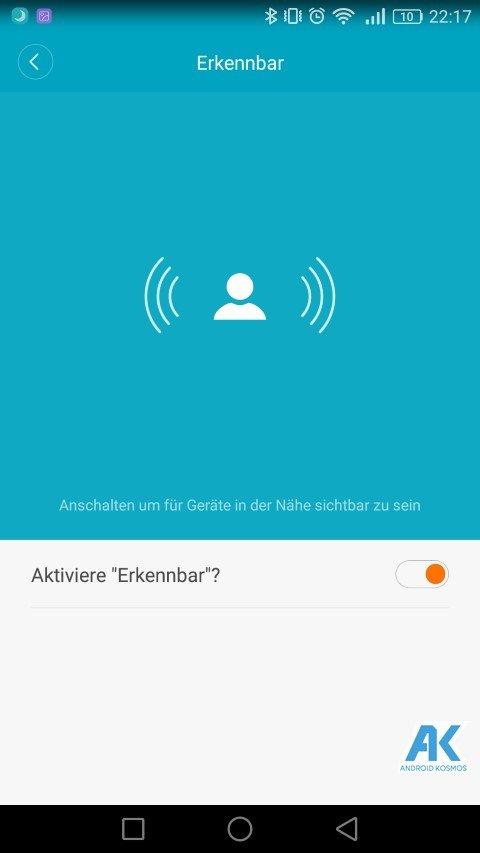 AndroidKosmos | Testbericht / Review / Anleitung / Video: Xiaomi Mi Band 2 Fitnesstracker mit Mi Fit App 64