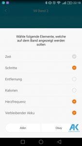AndroidKosmos | Testbericht / Review / Anleitung / Video: Xiaomi Mi Band 2 Fitnesstracker mit Mi Fit App 54