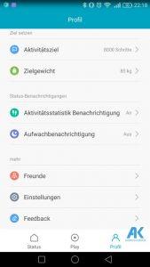 Xiaomi Mi Band 2 Test: Der meist verkaufte Fitnesstracker weltweit 55