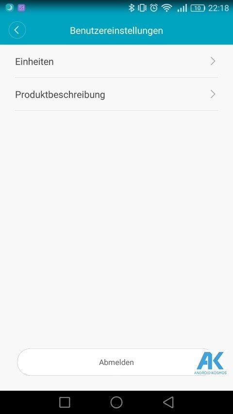 AndroidKosmos | Testbericht / Review / Anleitung / Video: Xiaomi Mi Band 2 Fitnesstracker mit Mi Fit App 56