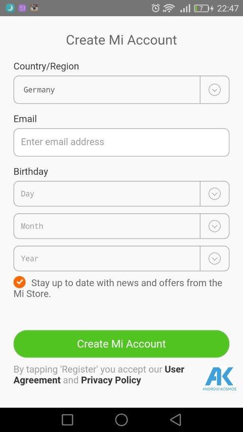 AndroidKosmos | Testbericht / Review / Anleitung / Video: Xiaomi Mi Band 2 Fitnesstracker mit Mi Fit App 39