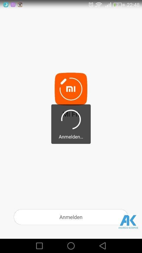 AndroidKosmos | Testbericht / Review / Anleitung / Video: Xiaomi Mi Band 2 Fitnesstracker mit Mi Fit App 40