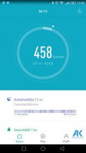 Xiaomi Mi Band 2 Test: Der meist verkaufte Fitnesstracker weltweit 47