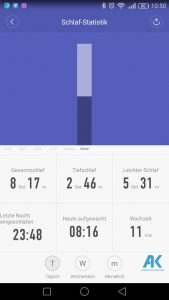 AndroidKosmos | Testbericht / Review / Anleitung / Video: Xiaomi Mi Band 2 Fitnesstracker mit Mi Fit App 48