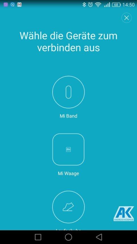 AndroidKosmos | Testbericht / Review / Anleitung / Video: Xiaomi Mi Band 2 Fitnesstracker mit Mi Fit App 42