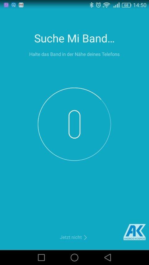 AndroidKosmos | Testbericht / Review / Anleitung / Video: Xiaomi Mi Band 2 Fitnesstracker mit Mi Fit App 43