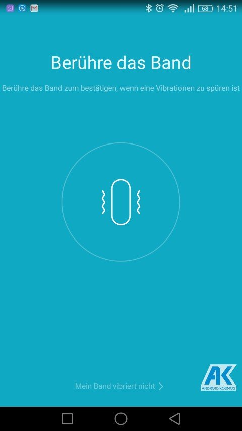 AndroidKosmos | Testbericht / Review / Anleitung / Video: Xiaomi Mi Band 2 Fitnesstracker mit Mi Fit App 44