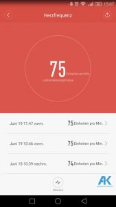 AndroidKosmos | Testbericht / Review / Anleitung / Video: Xiaomi Mi Band 2 Fitnesstracker mit Mi Fit App 51