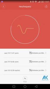 Xiaomi Mi Band 2 Test: Der meist verkaufte Fitnesstracker weltweit 50