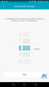 Xiaomi Mi Band 2 Test: Der meist verkaufte Fitnesstracker weltweit 72
