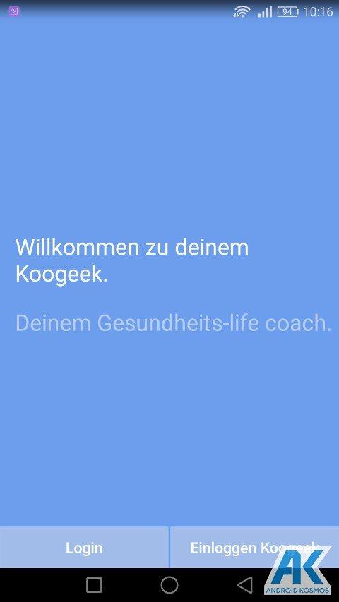 Test / Review: Koogeek Smart Waage mit Gewicht, BMI, Muskel, Wasser, Fettgehalt 26