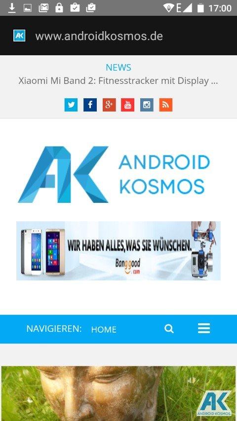 AndroidKosmos | Test / Review: Vernee Thor - günstiger China-Newcomer für 105€ 54