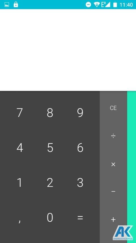 AndroidKosmos | Test / Review: Vernee Thor - günstiger China-Newcomer für 105€ 65