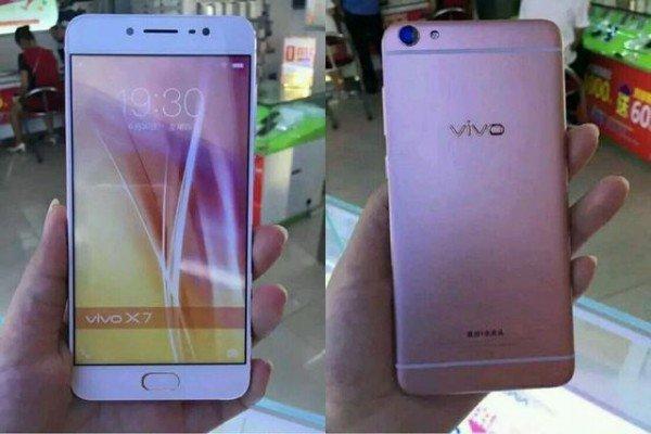 Vivo teasert neues X7 oder X7 Plus Smartphone an 3