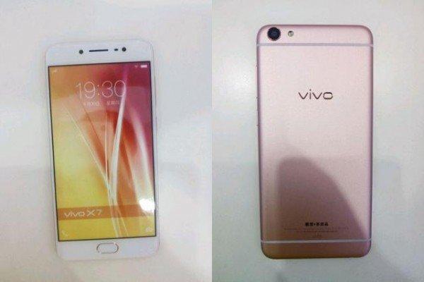 Vivo teasert neues X7 oder X7 Plus Smartphone an 4
