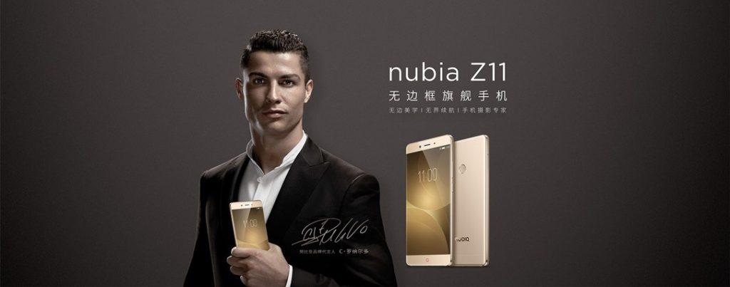 ZTE_Nubia_Z11_Christiano Ronaldo