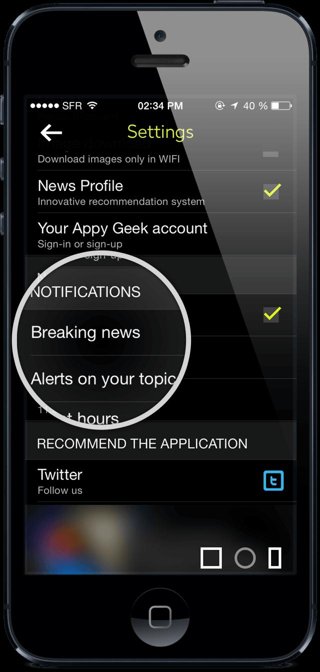 """Nachrichten-App """"AppyGeeks"""" ab sofort mit AndroidKosmos 13"""