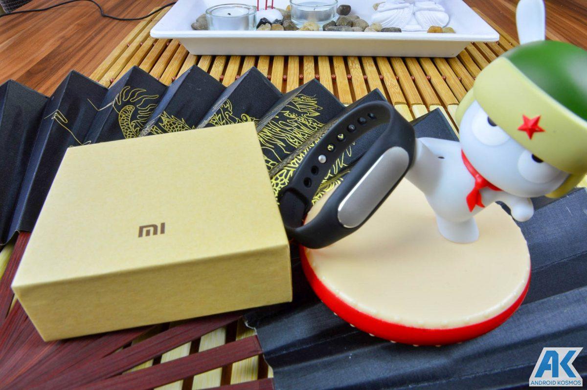 AndroidKosmos | Testbericht / Review / Anleitung / Video: Xiaomi Mi Band 2 Fitnesstracker mit Mi Fit App 20